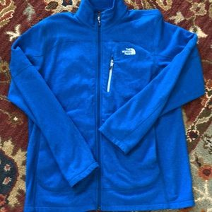 The North Face lightweight zip up jacket.